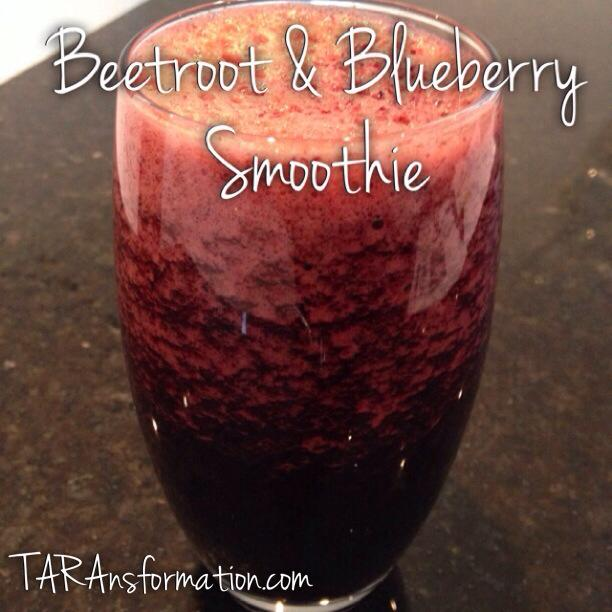 beetroot blueberry