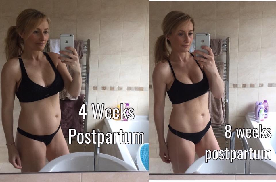 My 4 Week Transformation | Tara Hammett