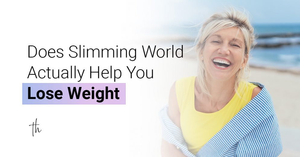 Does Slimming World Actually Help You Lose Weight